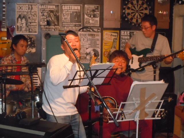 新関西国際ブルースオールスターバンド 2011.2.26
