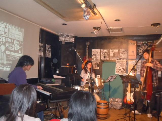 河野 祐亮ピアノトリオ 2011.2.26