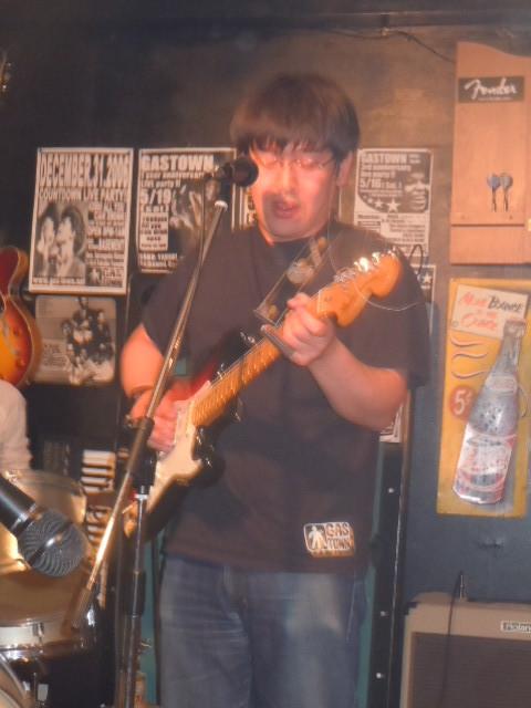 ブギー兄弟 2011.3.12