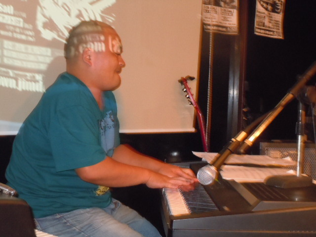 Riko-BAND 2011.8.20