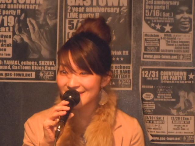 草薙さゆり 2012.12.1