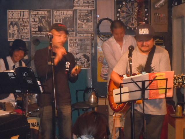榊原さとしspecial jam 2011.8.27