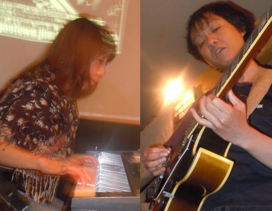 村田明子&柴内貴彦Duo 2012.10.13