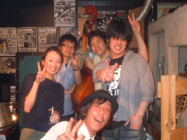 河野祐亮ピアノトリオ 2011.8.27