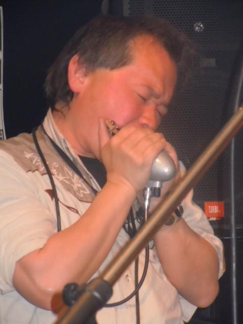 Session (坂田さん)  2011.3.26