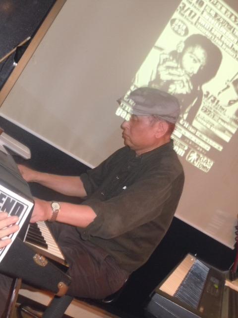 小根山啓太ソウルバンド 2011.4.14