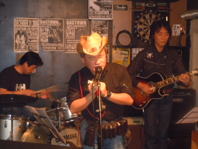 DOWN HOME BLUES TRIO 22012.11.24