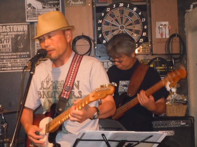 SOUND PARADISE 2012.8.11