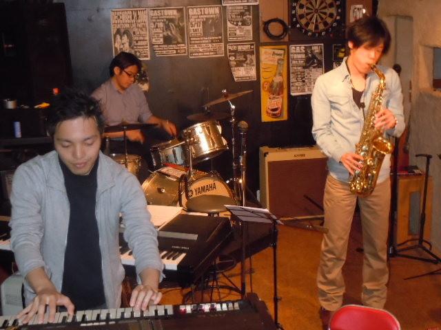 和久 悟 & 中垣内 亮 2012.11.30
