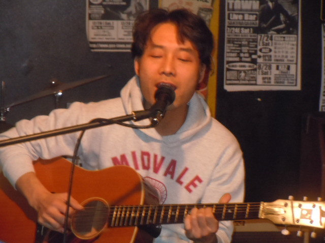 田中スイショウ 2012.4.19