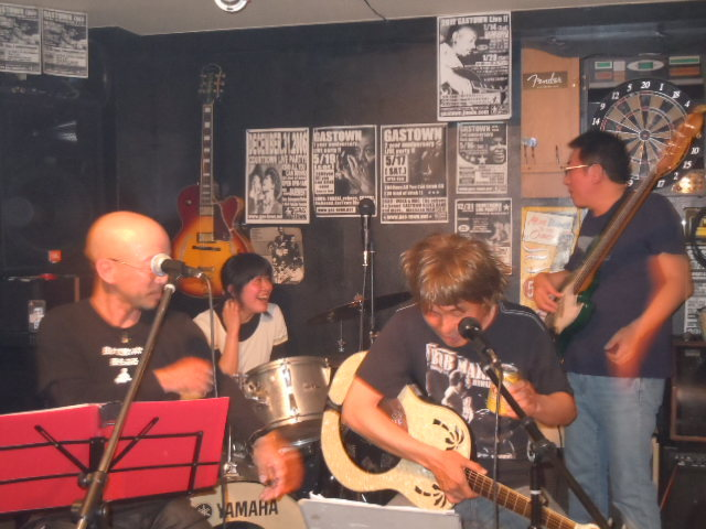新関西国際ブルースオールスターバンド 2012.4.21
