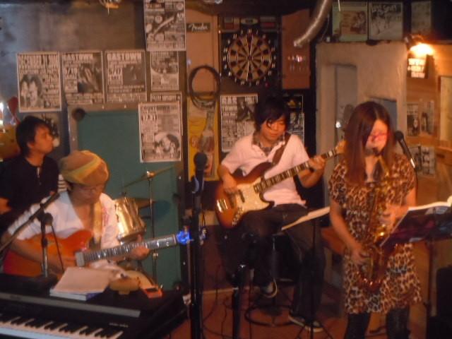 小根山啓太バンド 2011.9.3