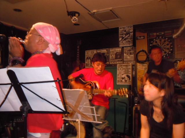 新関西国際ブルースオールスターバンド 2011.6.18