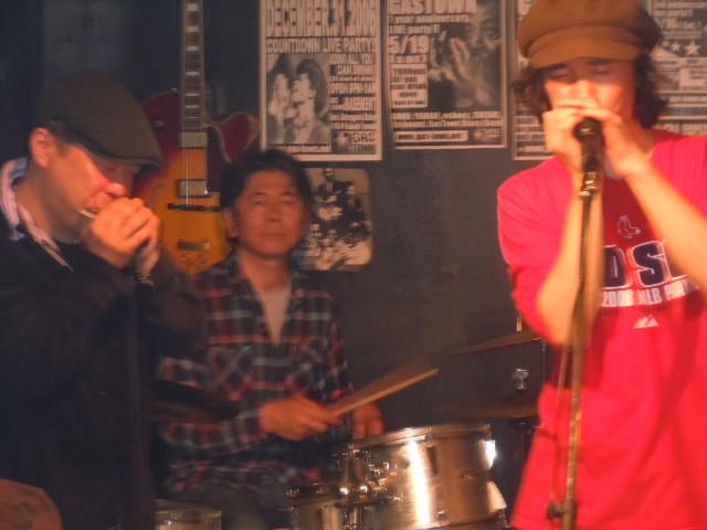 KEN吉岡(Session) 2012.3.31