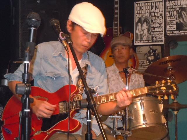 戸塚憲吉&ブルースフレンズ 2011.7.2