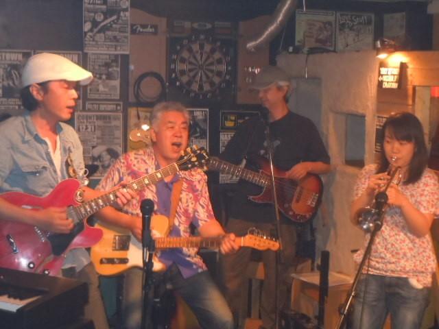 戸塚憲吉&ブルースフレンズ Session 2011.7.2