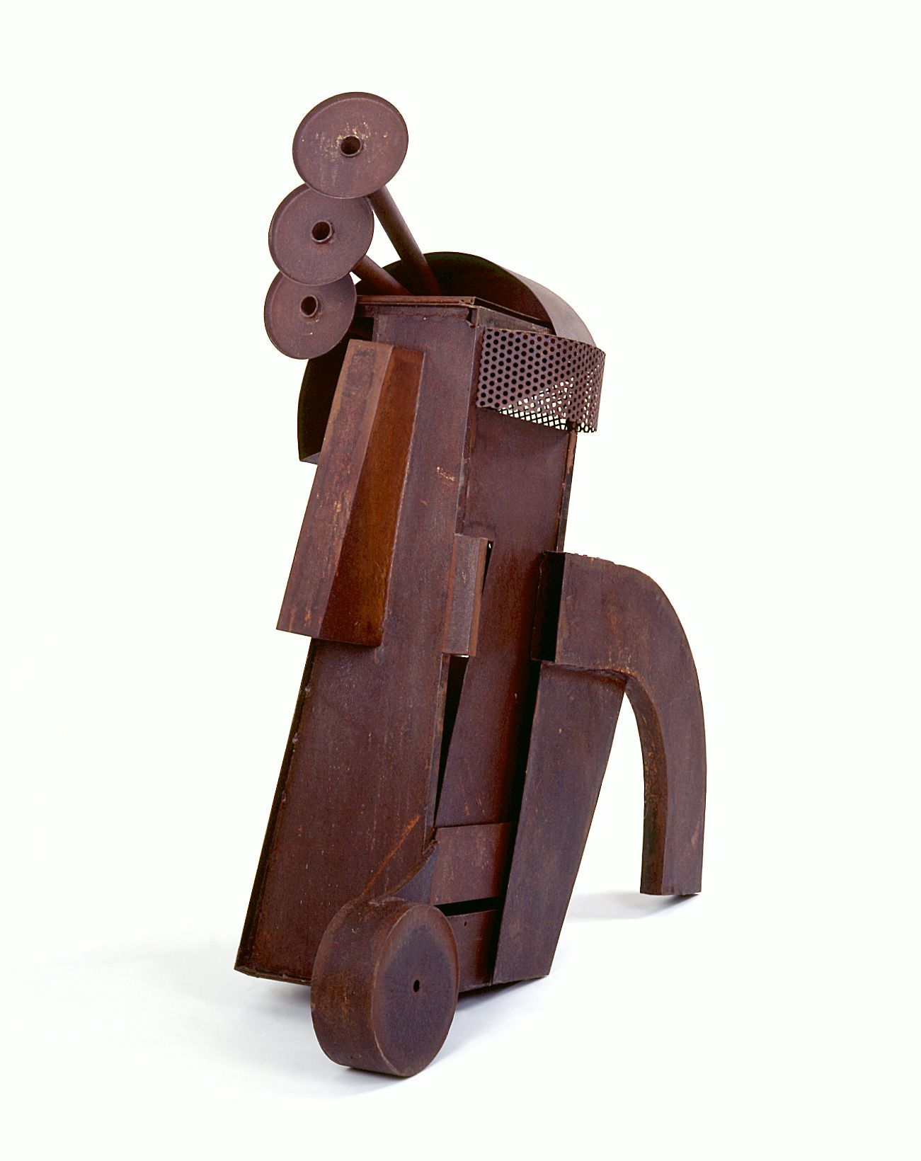 JERICHO, 165 x 133 x 65 cm