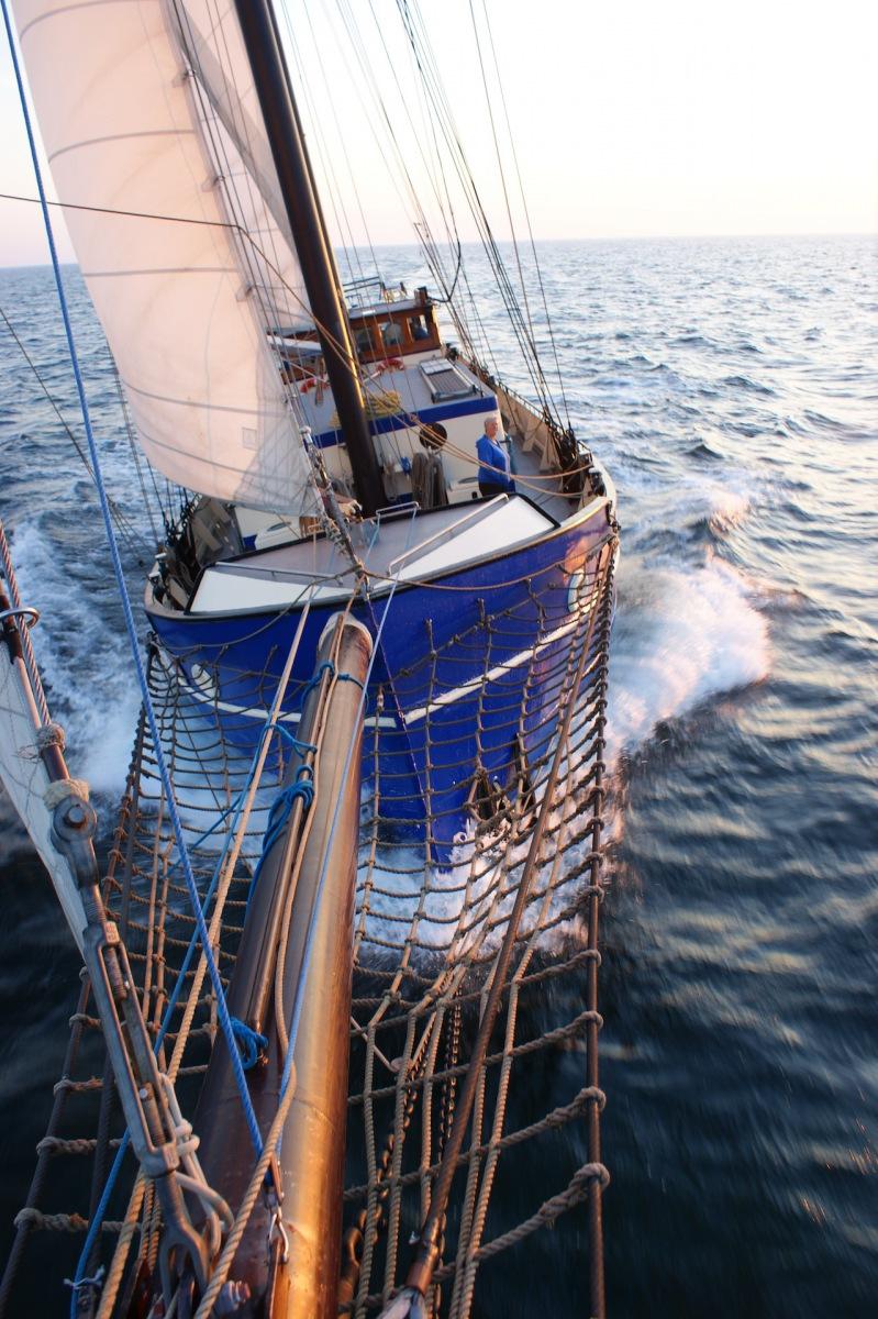 Sailingship Oban