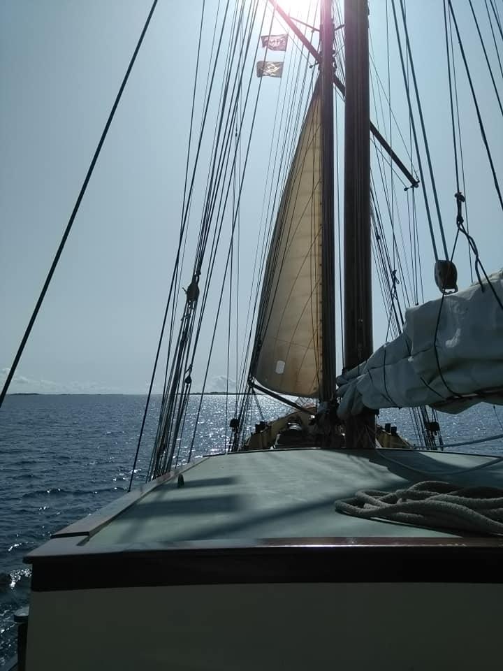 Sailingship Zuiderzee