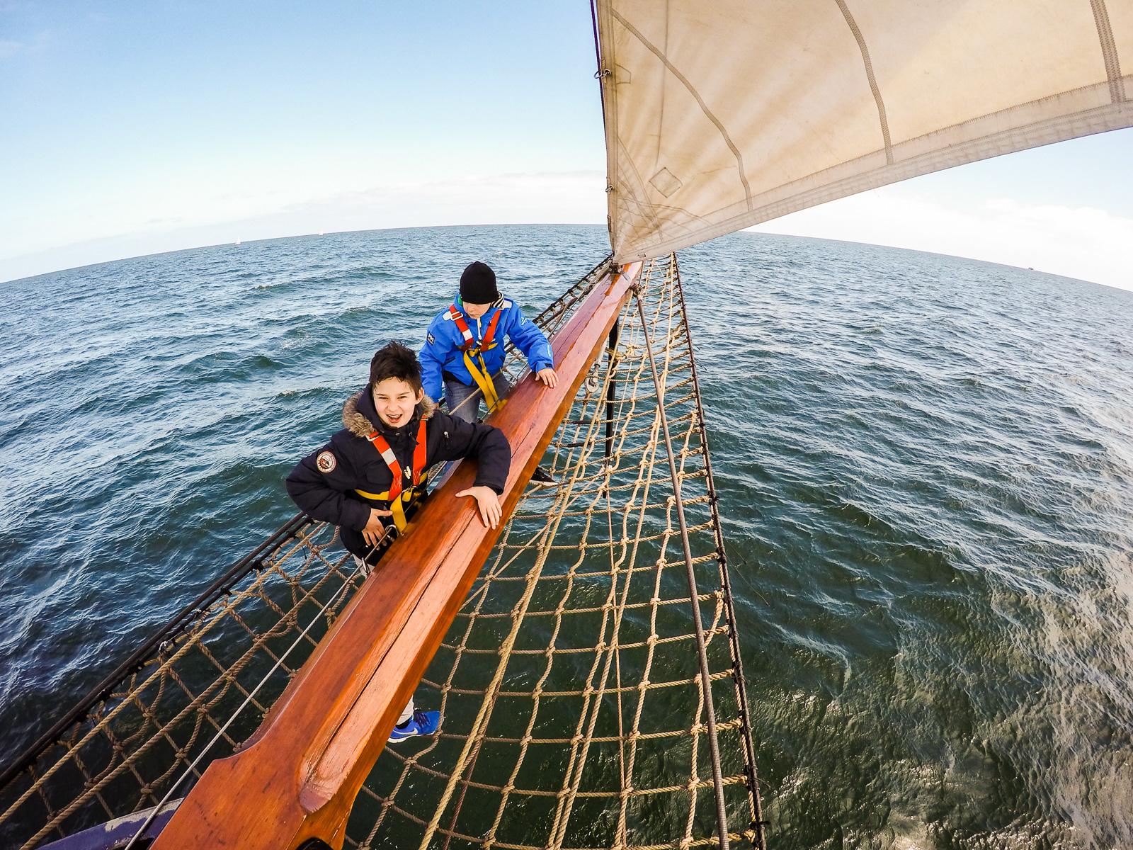 sailing ship Swaensborgh