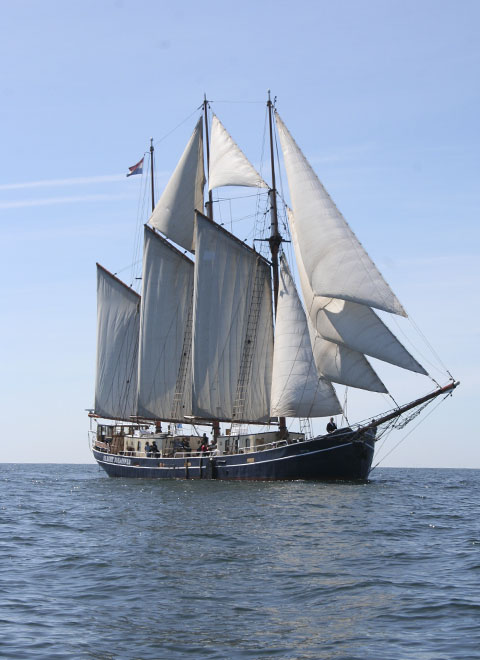 Sailingship Albert Johannes