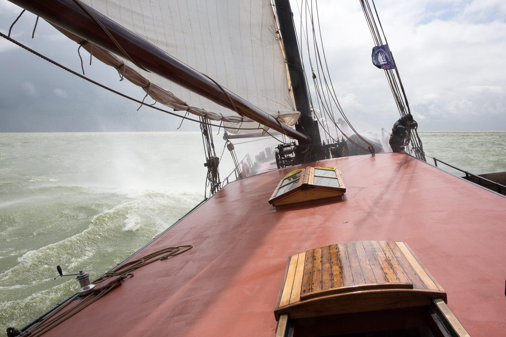 Sailingship Frans Horjus