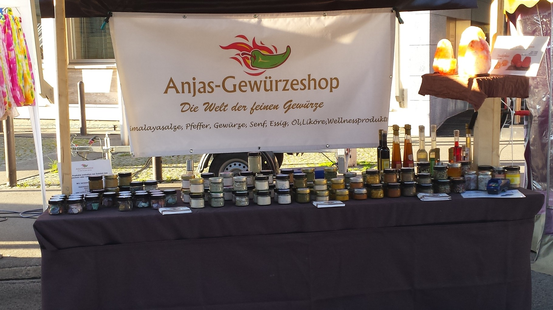 Herbstmarkt Hohenems 2014