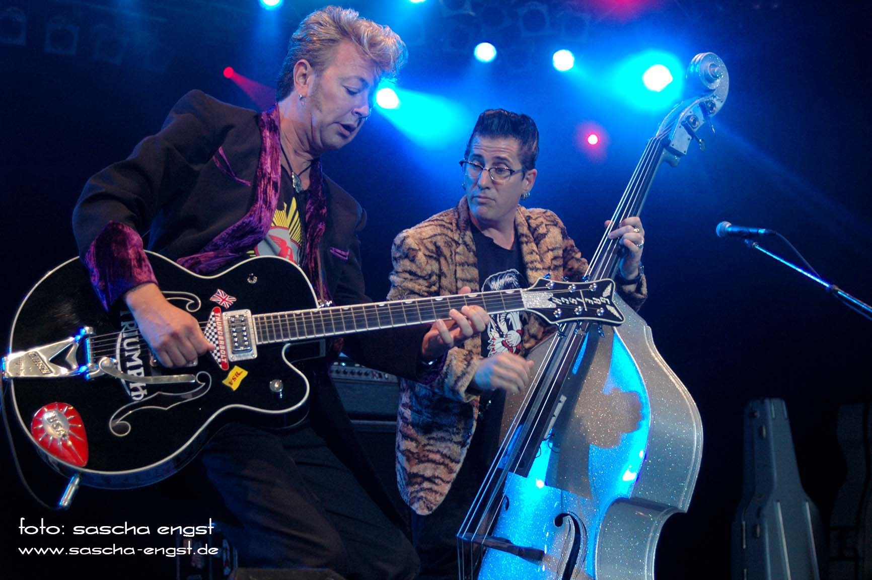 Brian Setzer / Stray Cats