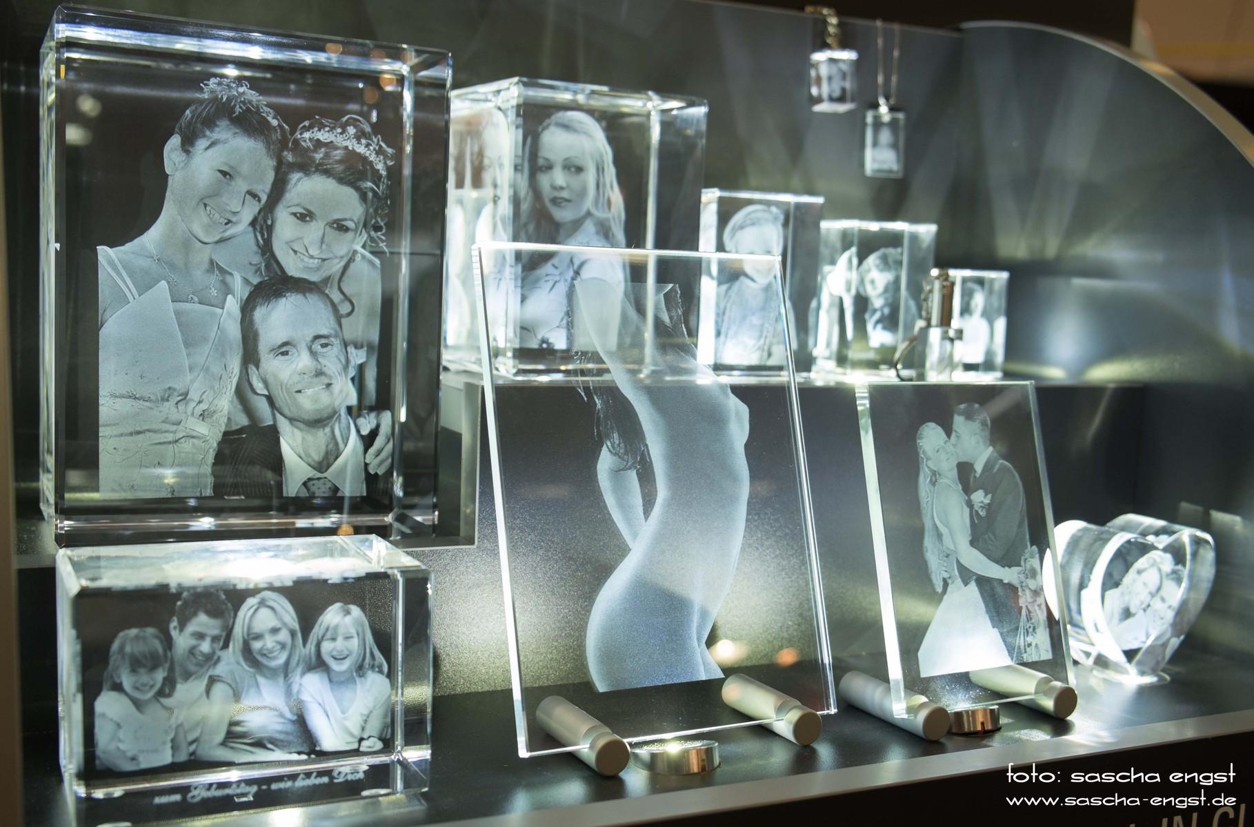 Noch mehr 3D-Glasbilder
