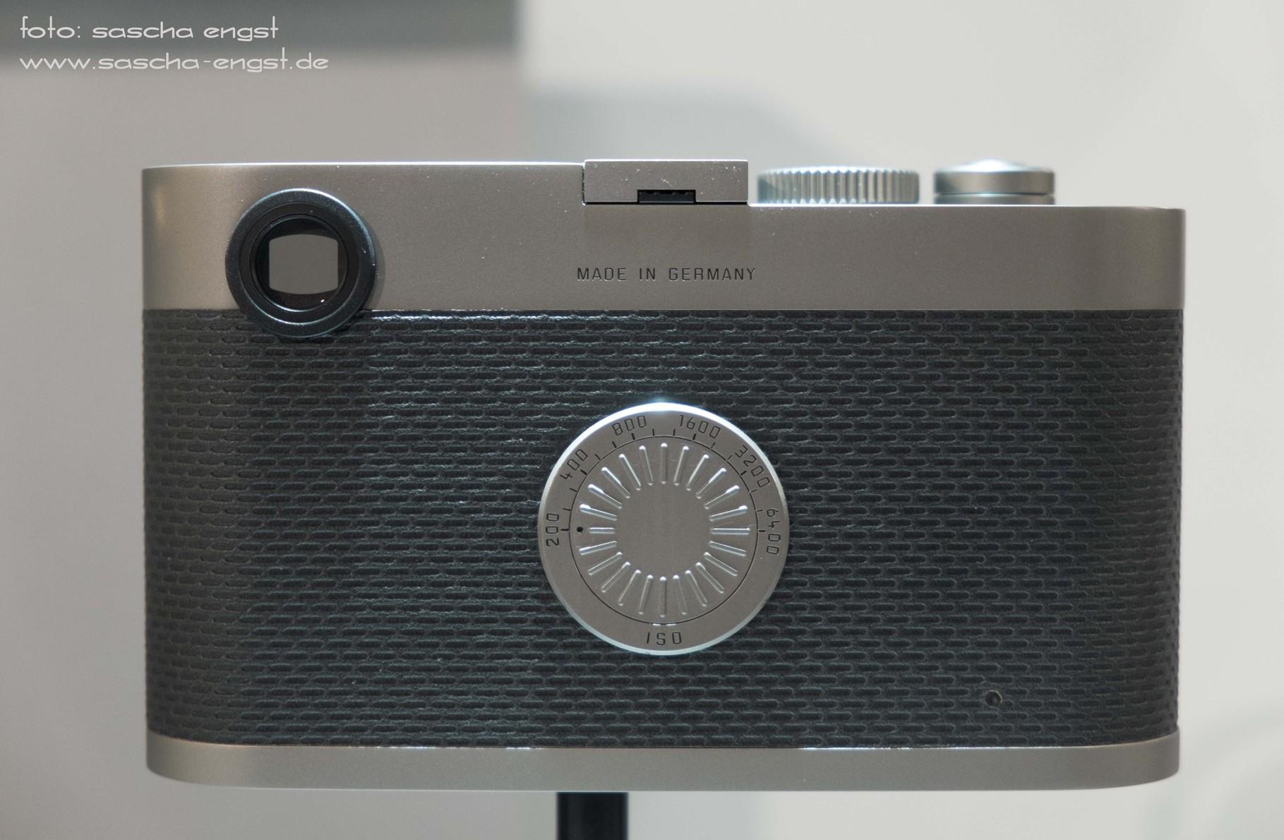Ohne Monitor: Die Leica M 60