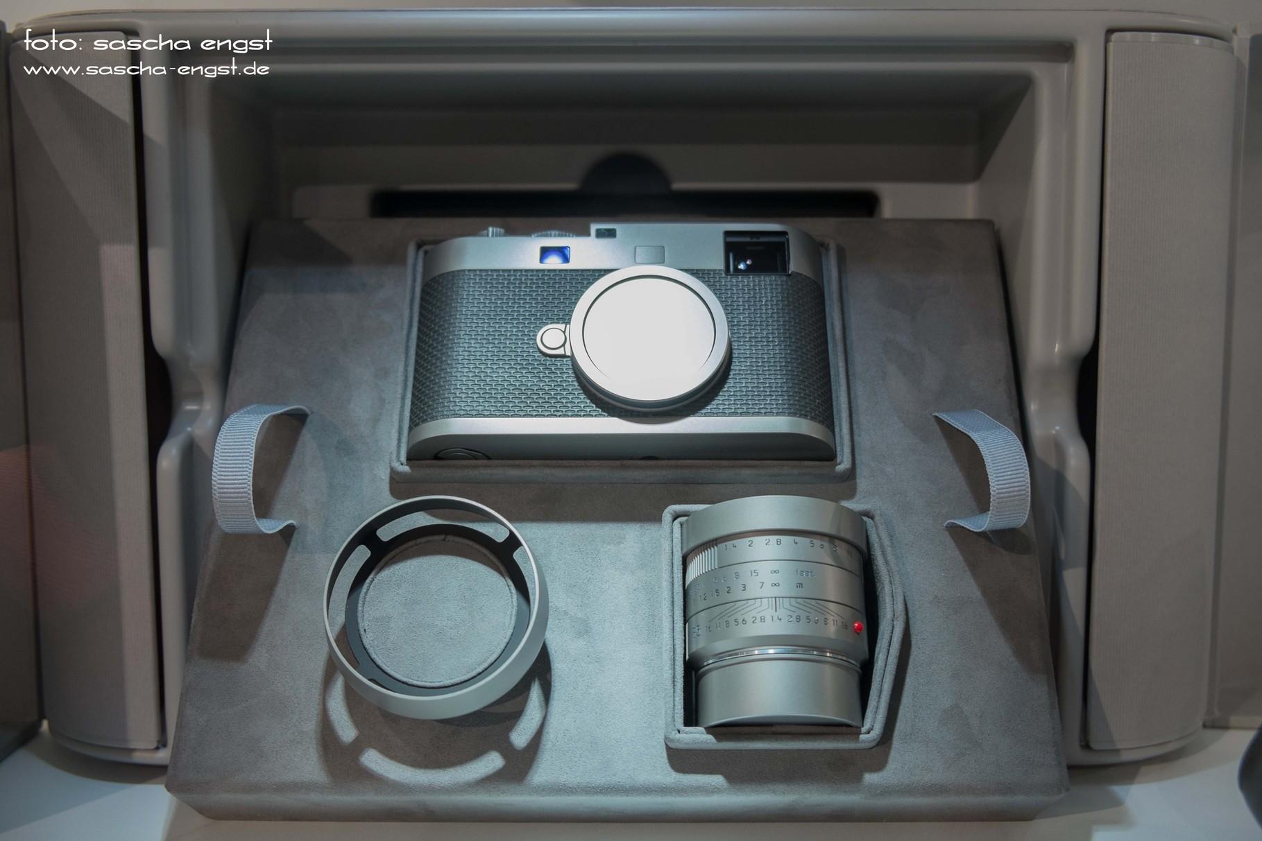 60 Jahre Leica M: Das auf 600 Stück limitierte Jubiläumsset zum Preis von 15.000 €