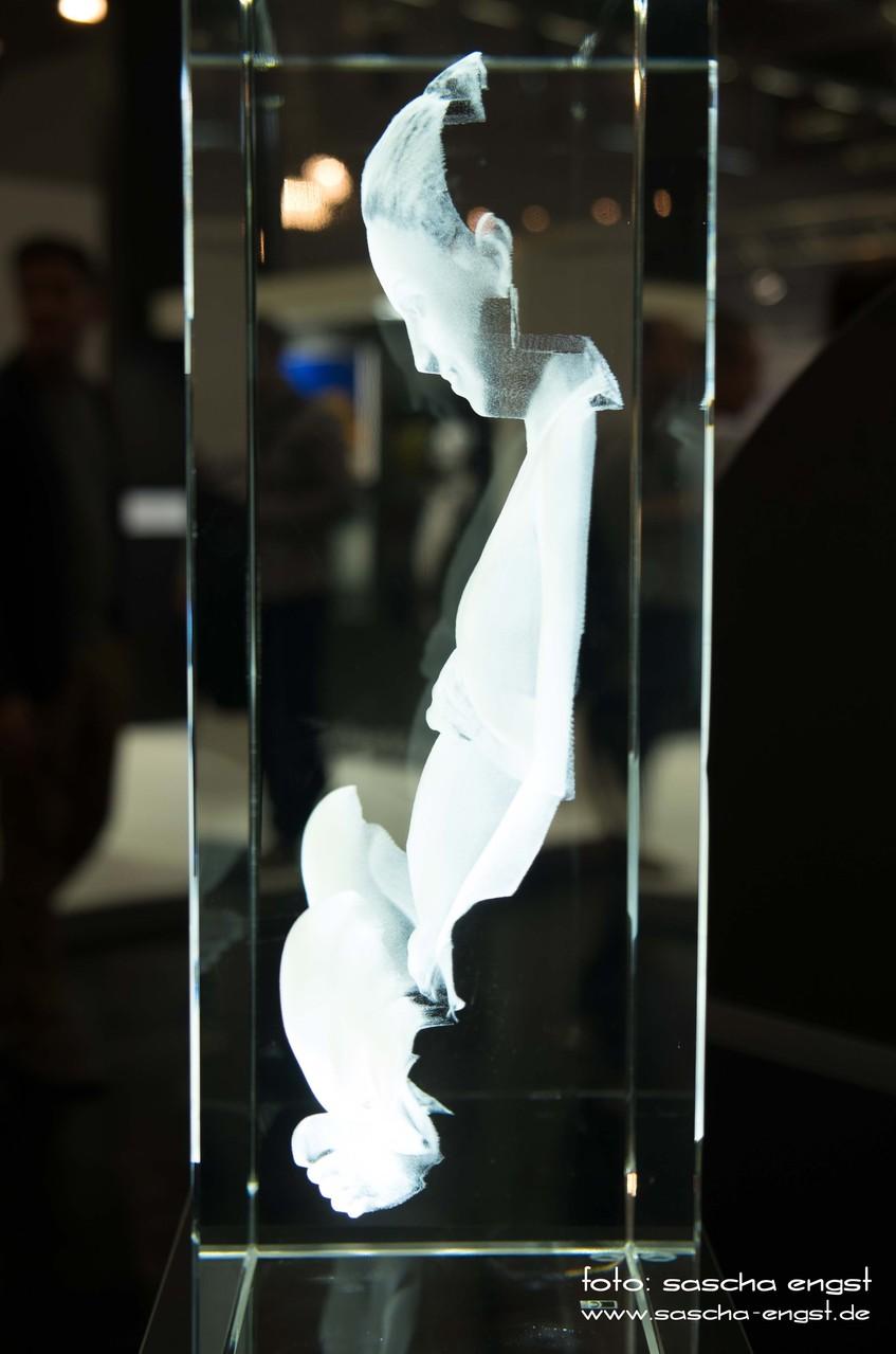 3D Glasbilder