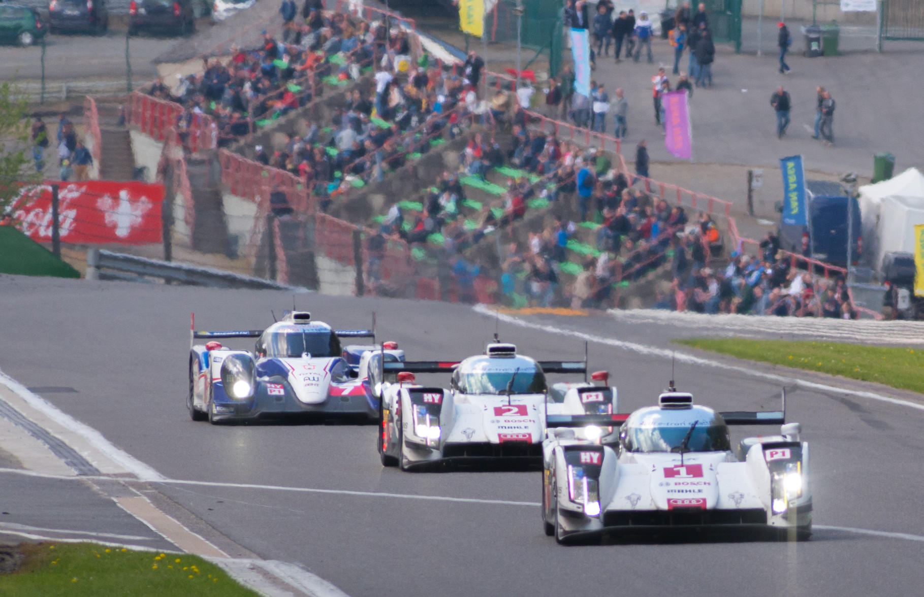 6h WEC Le Mans Series Spa Francorchamps 2014