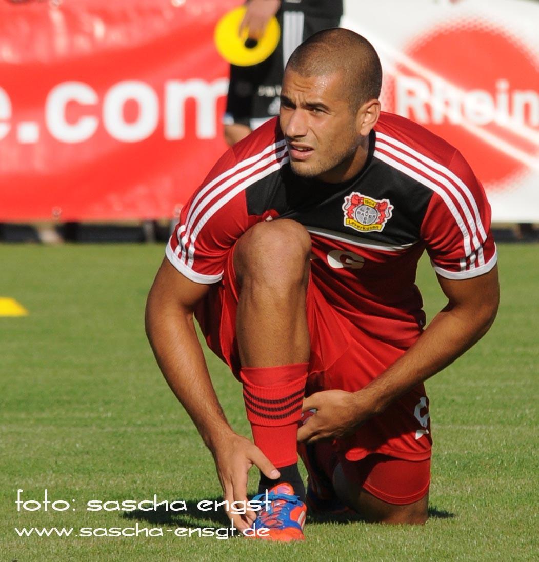 Eren Derdiyok Bayer Leverkusen 1.Bundesliga 2013/2014