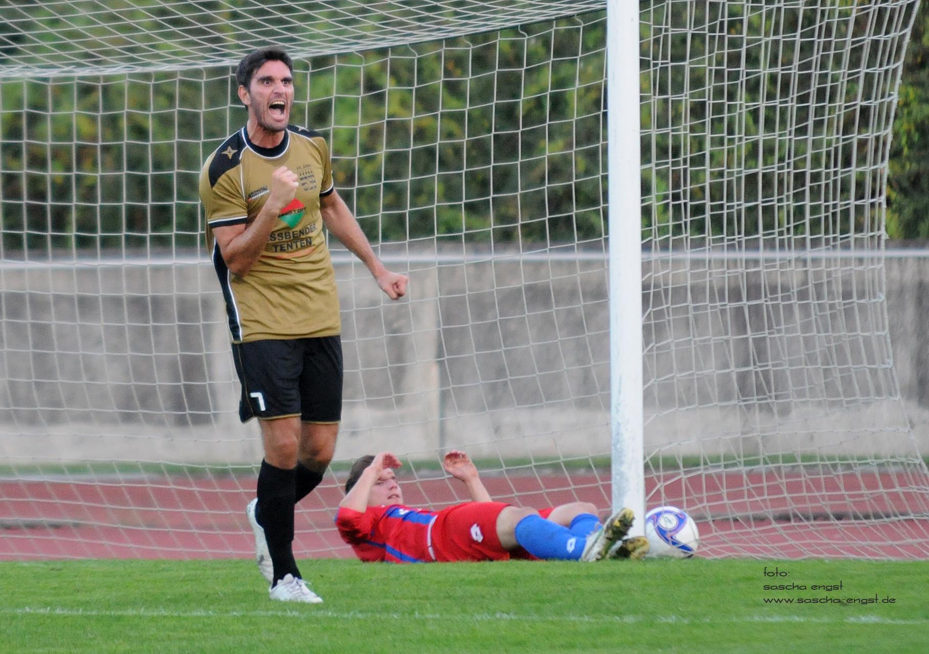 Bayram Ilk Mittelrheinliga VfL Alfter 2013/2014