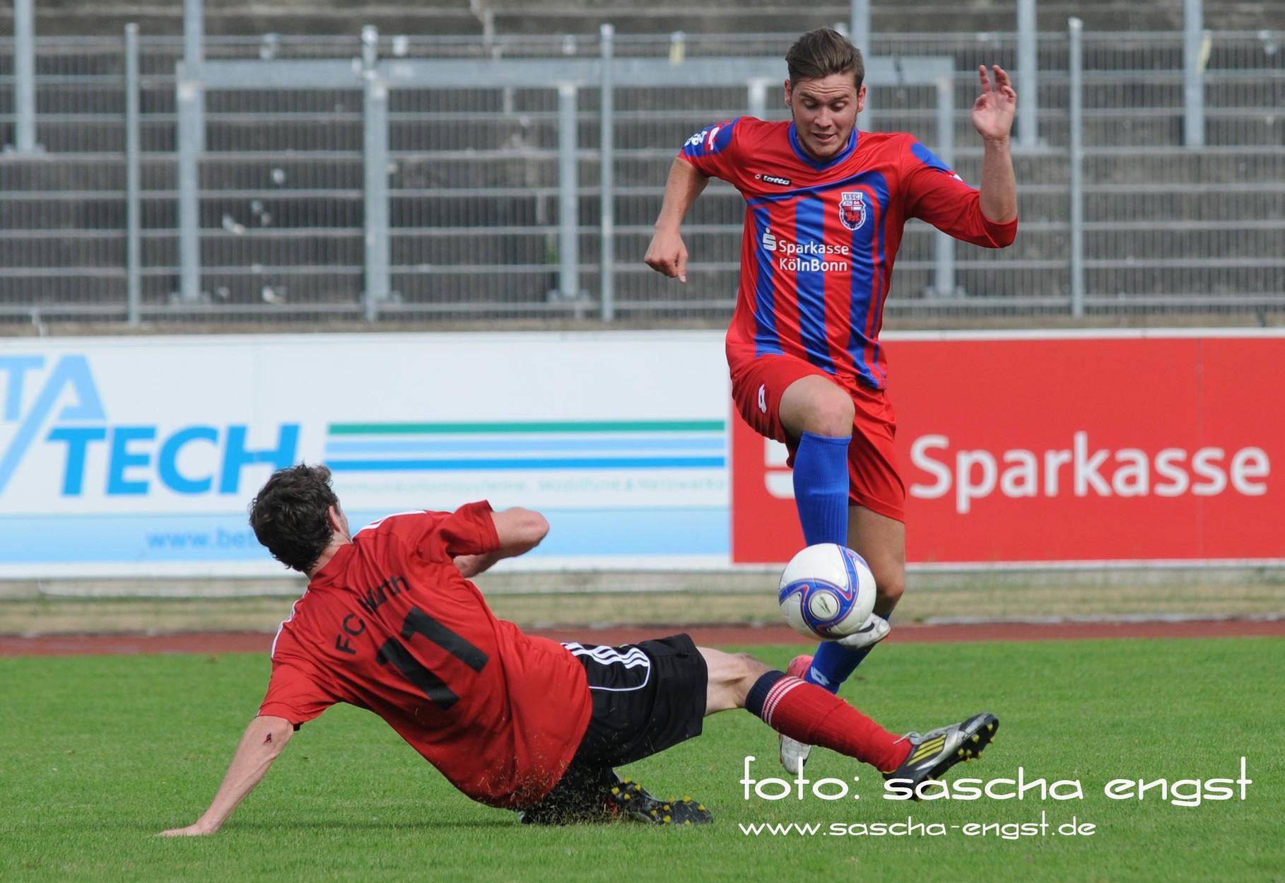 Yannick Walbröhl Mittelrheinliga Bonner SC 2013/2014