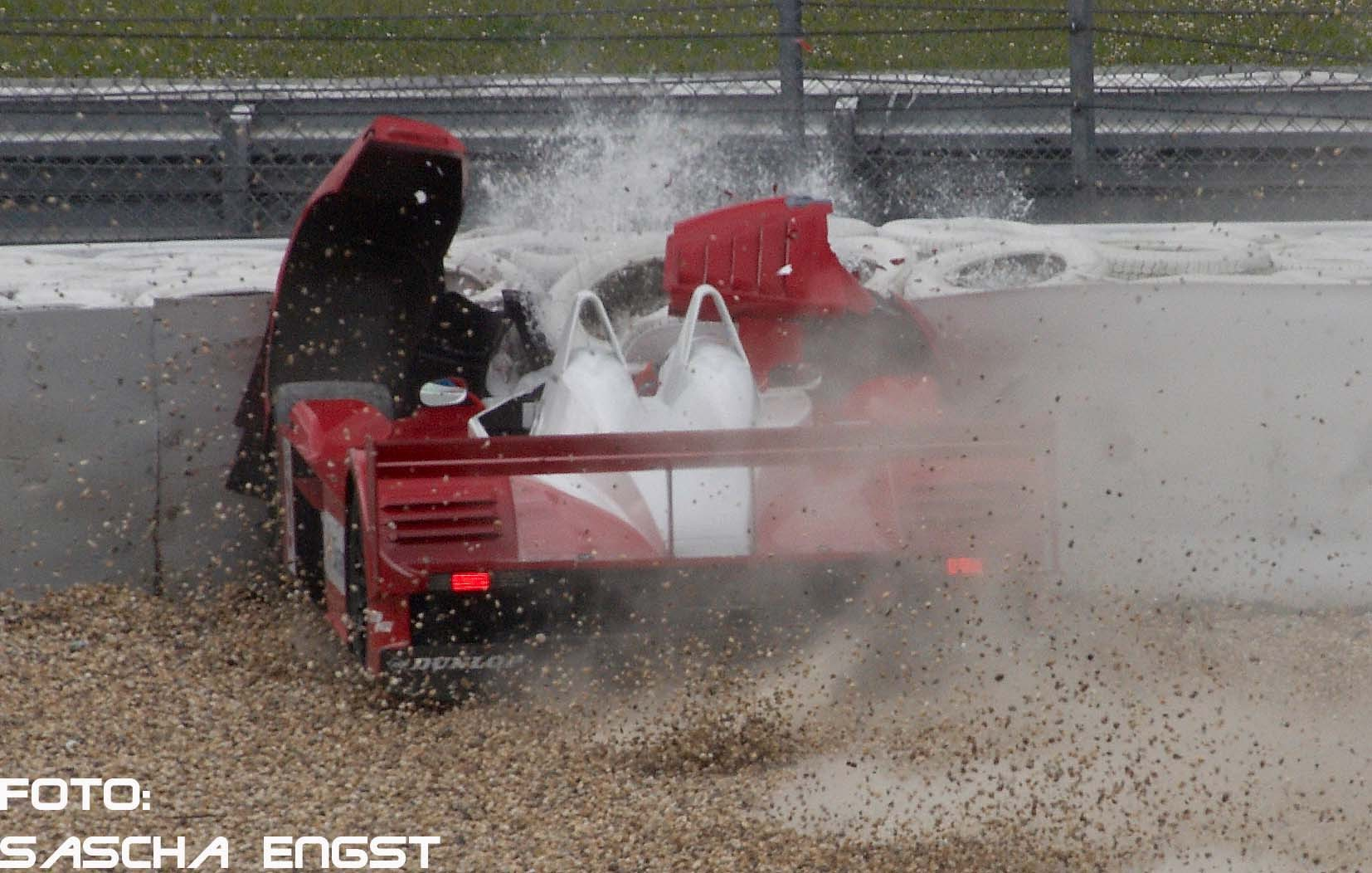 Lavaggi Ford 1000km Rennen Nürburgring