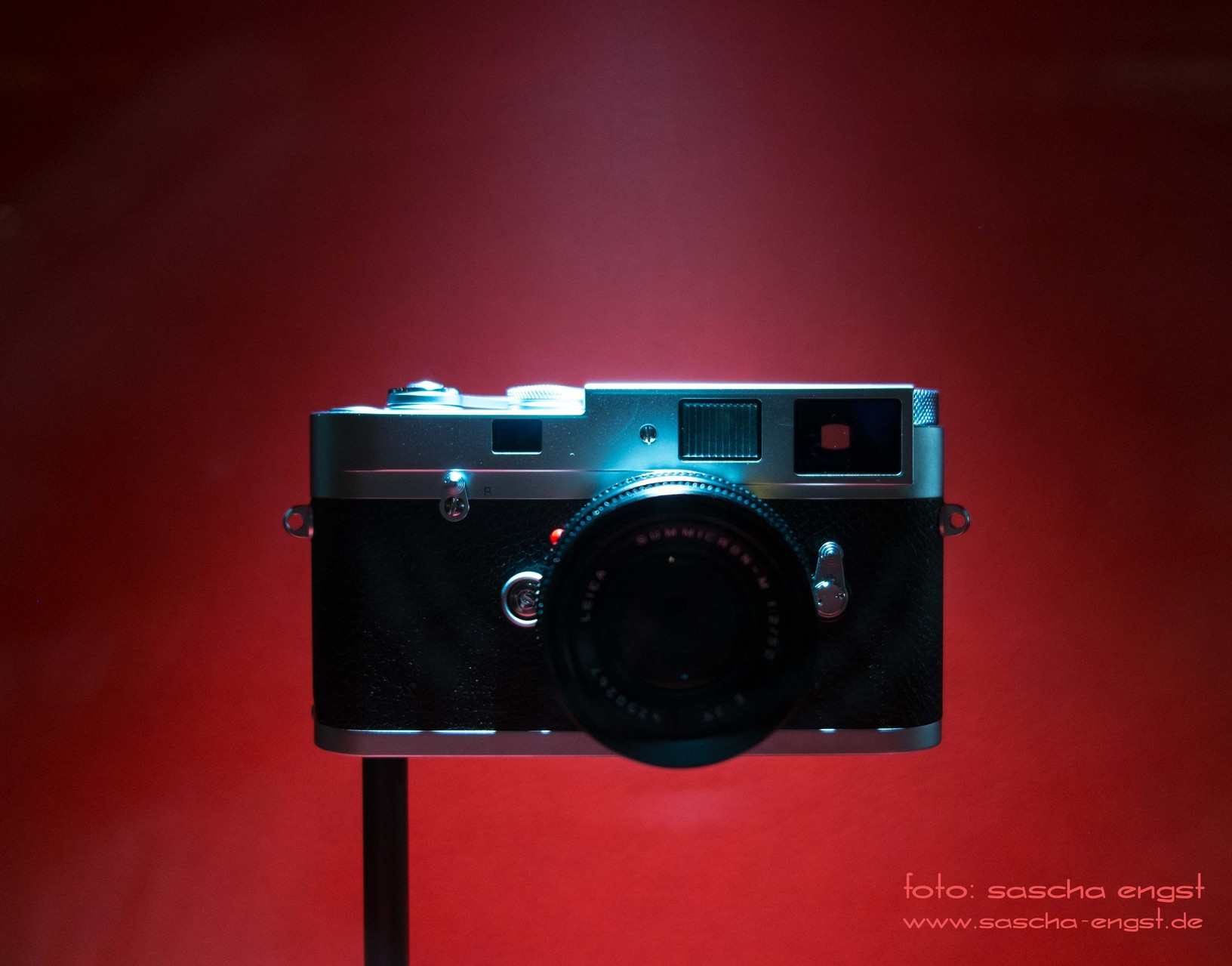 Die neue Leica M-A (analog/35mm Film)