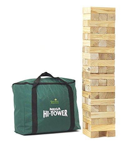 La tour infernal: ... Chancun enlève une pièce de la tour qu'il replace sur le dessus...