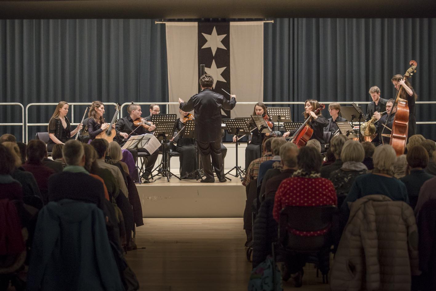 Binningen, Concertino Hans Haug © Tamara Pinco 2019