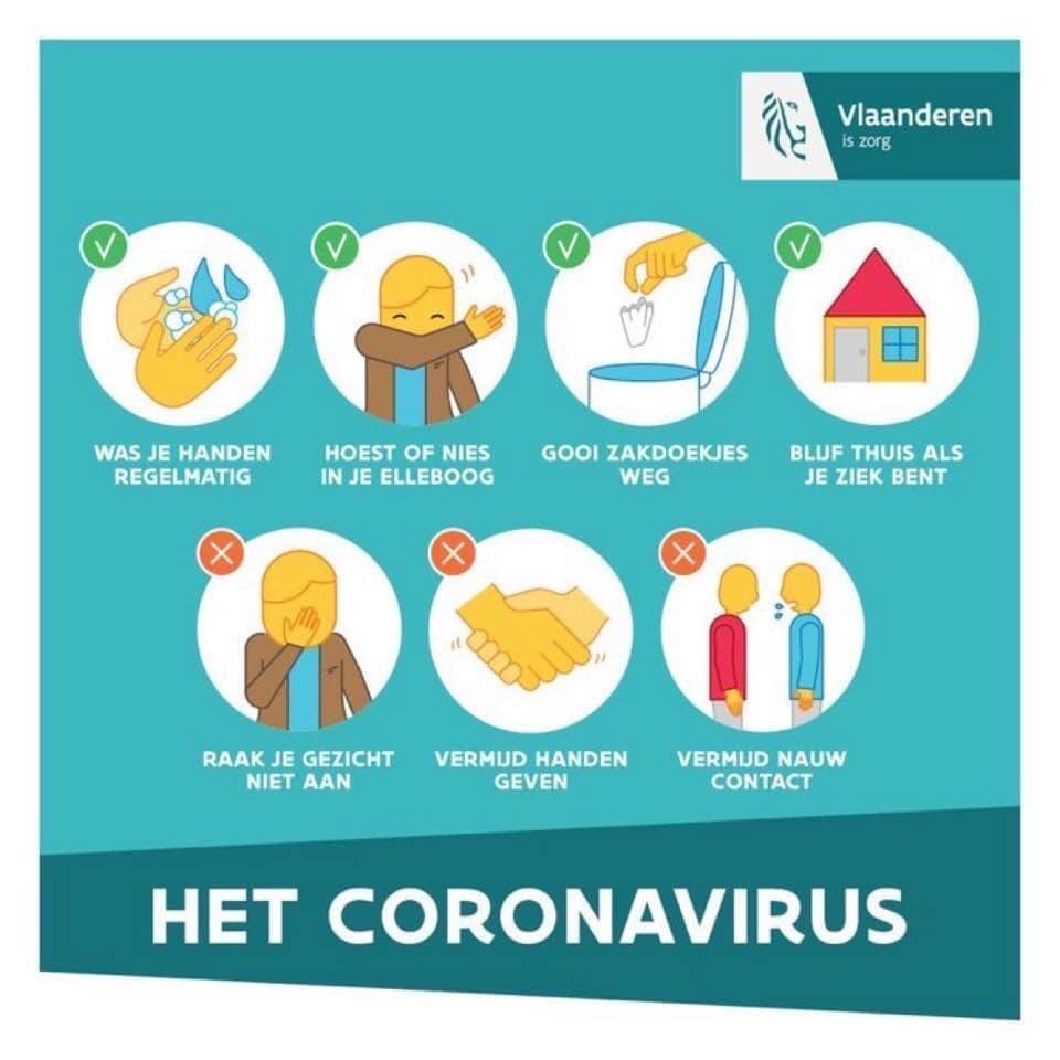Coronavirus maatregelen trimsalon - De website van trimsalonheideveld!