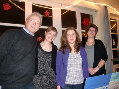 Weihnachtssingen mit Horst Krämer