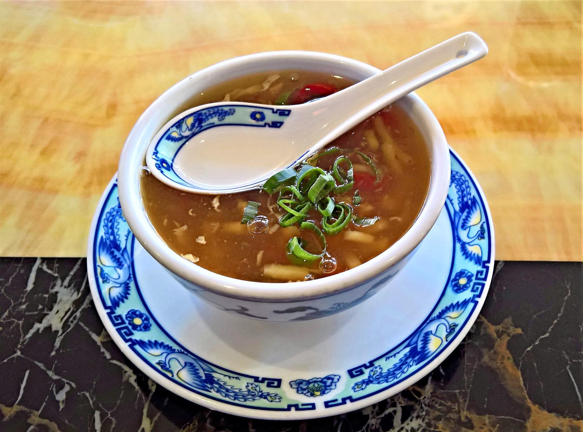 Vegan soep