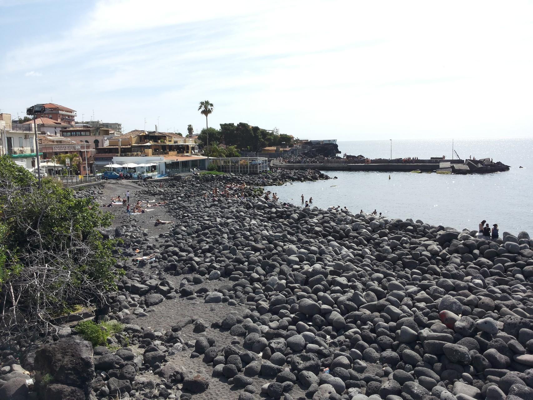 Spiaggia San Giovanni Li Cuti