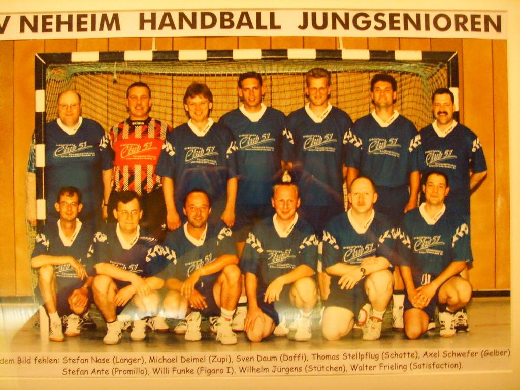 Handball 1. Mannschaft