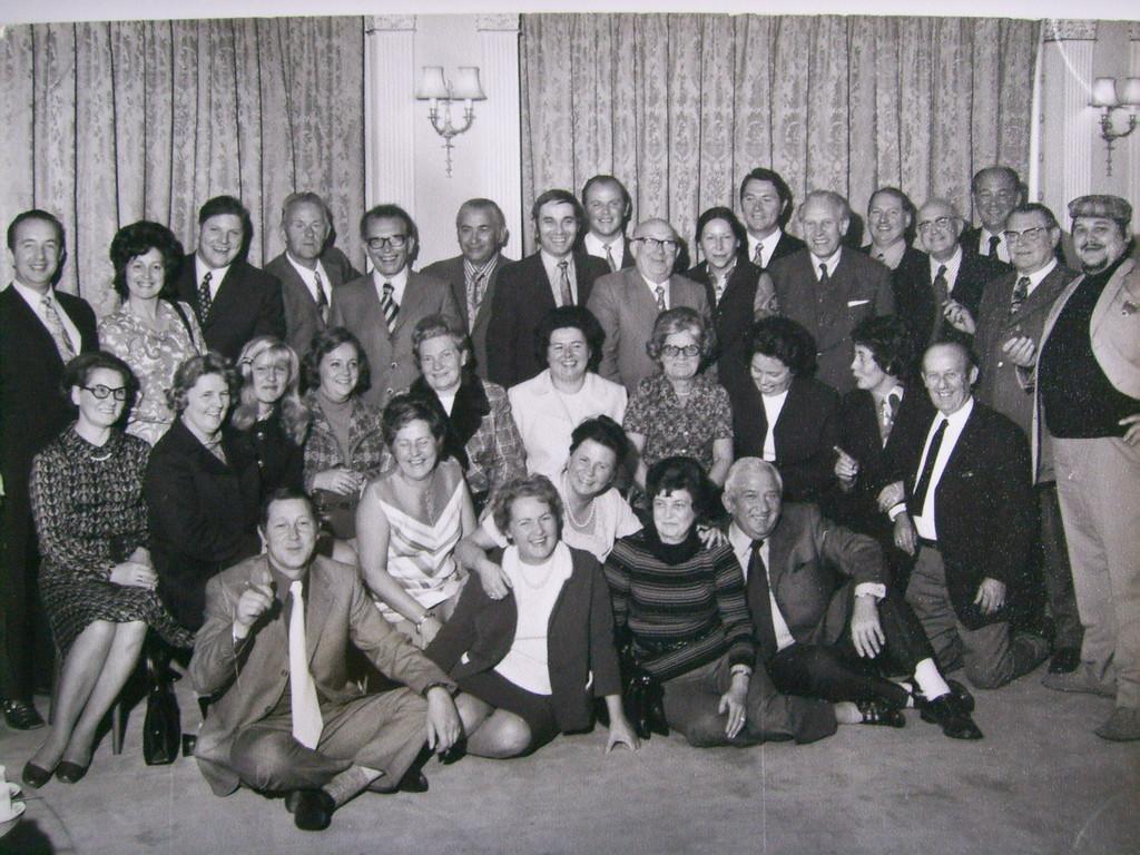 Wirteverein Neheim um 1960