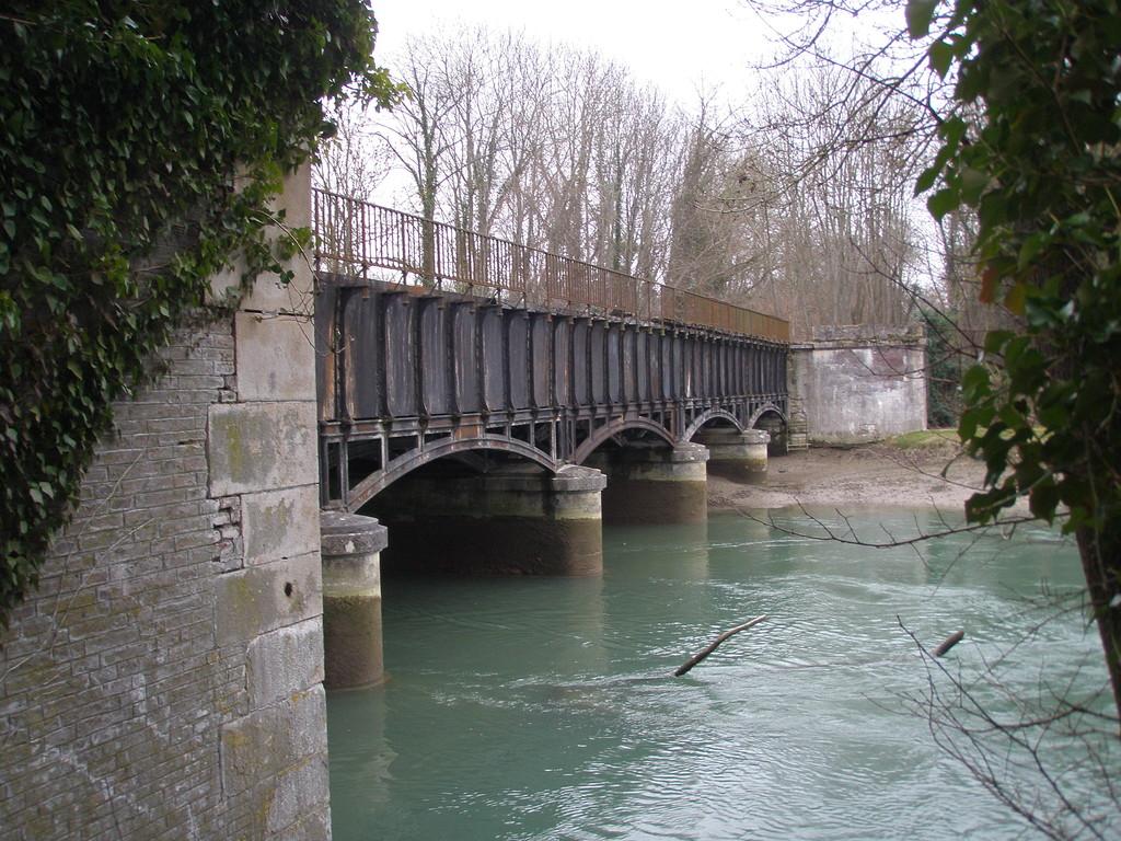 Ce pont est classé monument historique