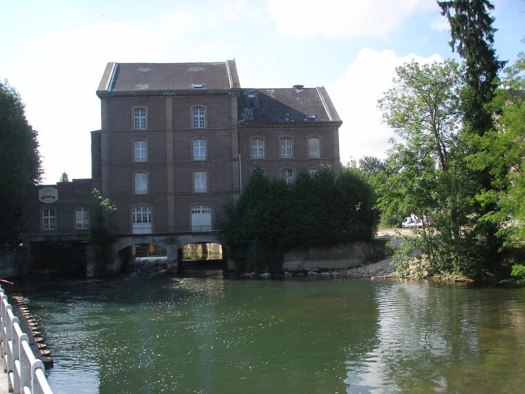 Seine moulin de La Rave