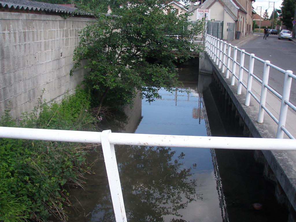 ru de la Fontaine rue de Gournay