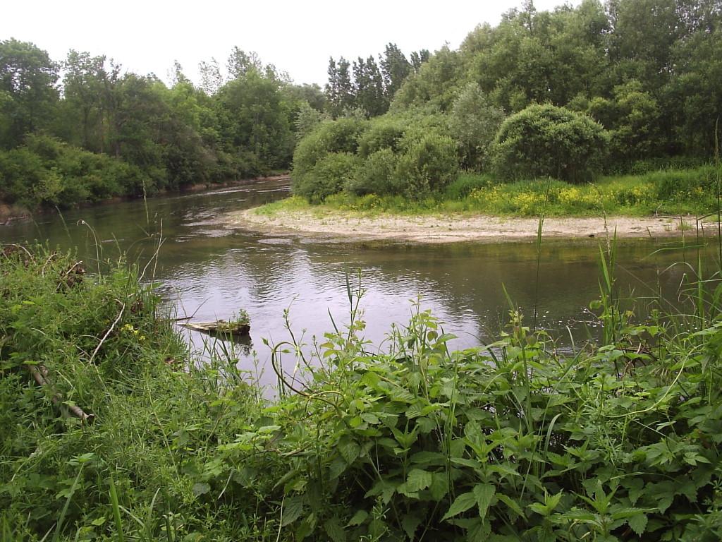 La Seine à Vallant Saint Georges